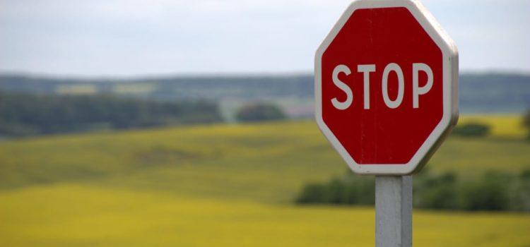 La presenza di segnaletica esclude il nesso di causalità per il sinistro